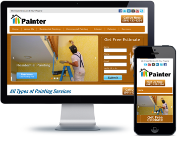 Painter Website